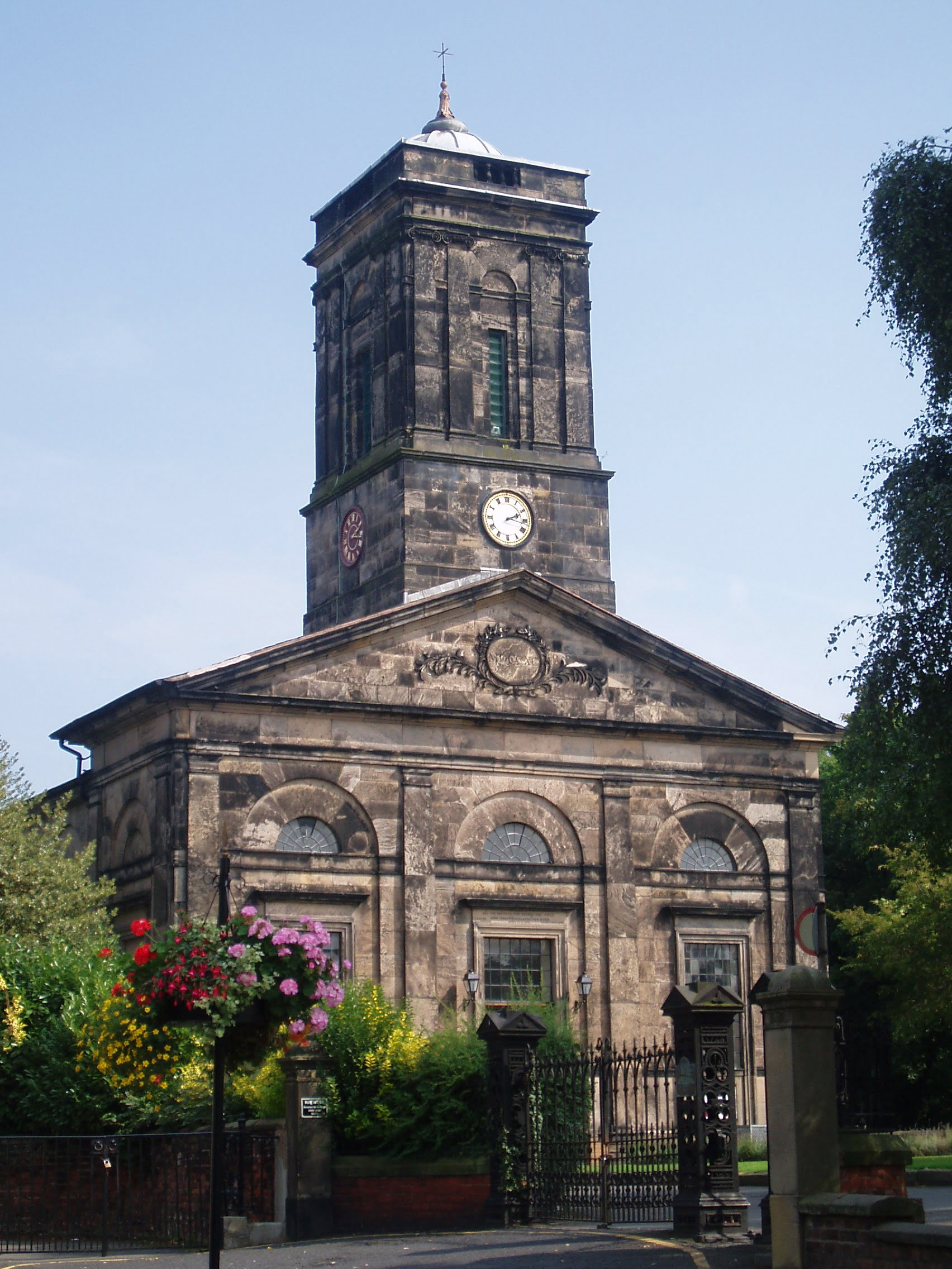 All-Saints-parish-church
