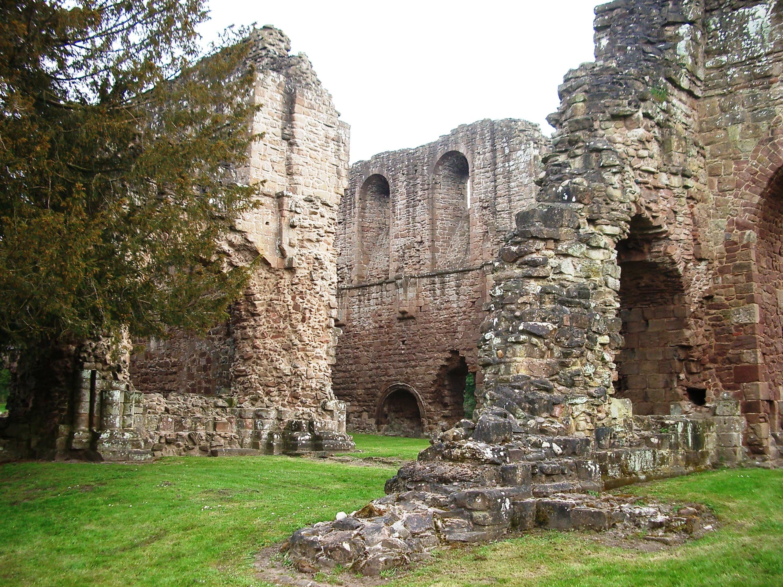 lilleshall-abbey