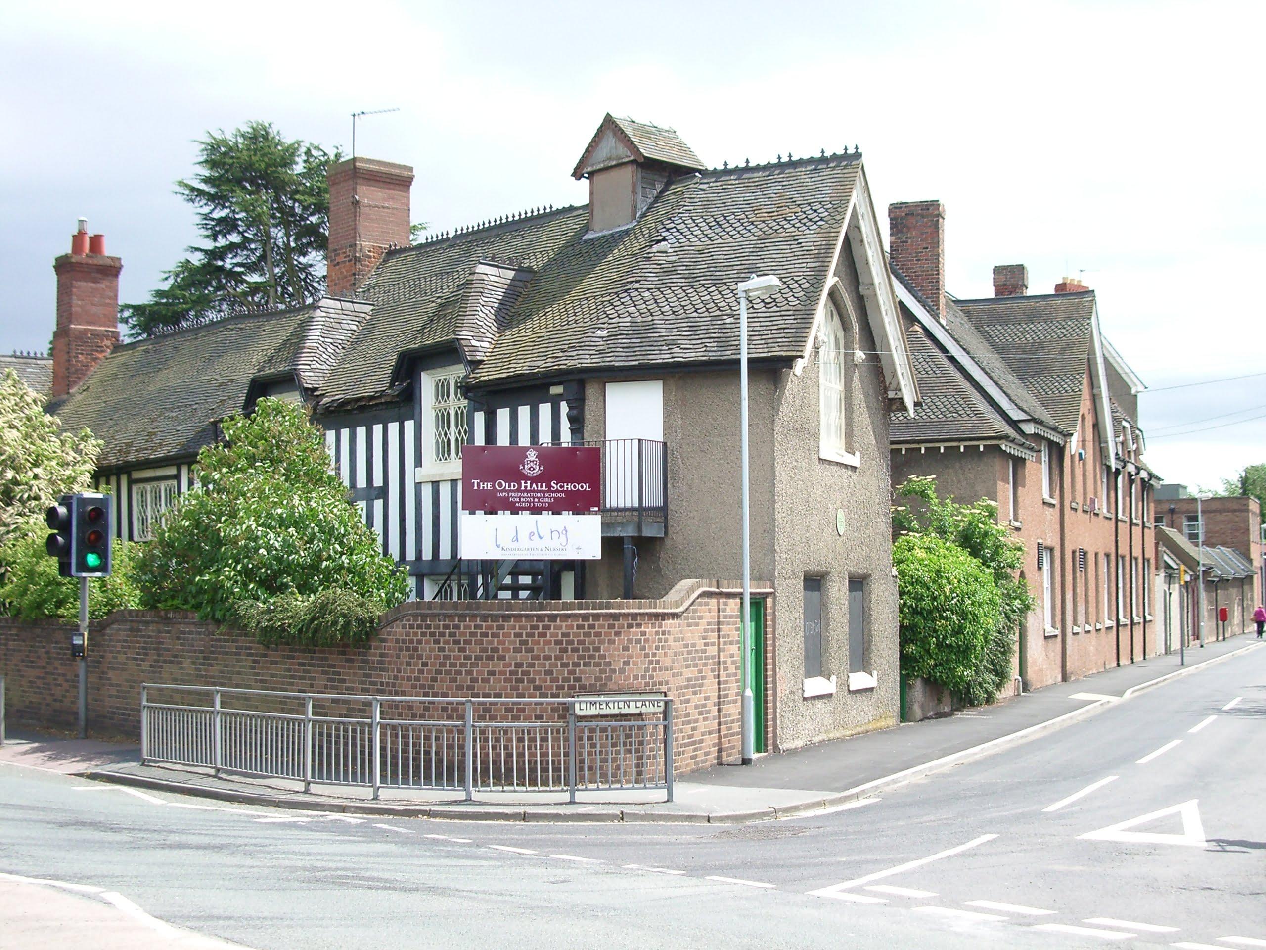 Old-Hall-Holyhead-Road