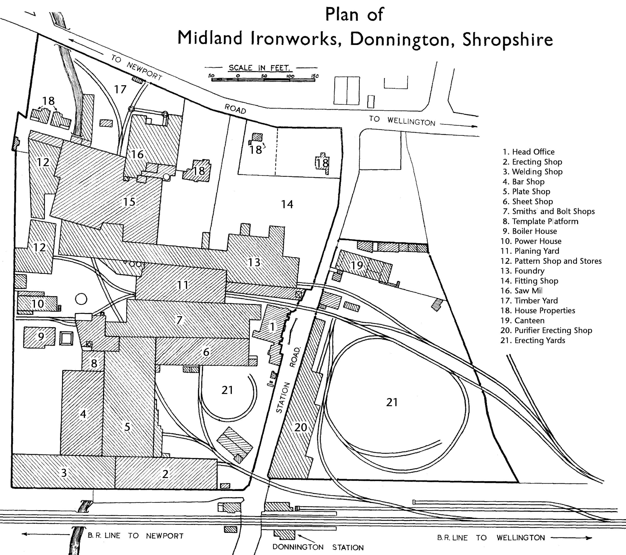 plan-of-the-midland-ironworks-in-1949
